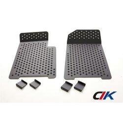 BMW E36 Floor Plates / Trittbretter