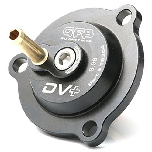 GFB DV+ T9354 Schubumluftventil für Alfa Romeo, Ford, Volvo, Porsche, Opel & Borg Warner Turbos