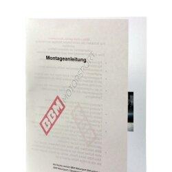 BBM Audi A6 S6 RS6 4G Airmatic Tieferlegung mit Teilegutachten Luftfahrwerk ASS Koppelstangen