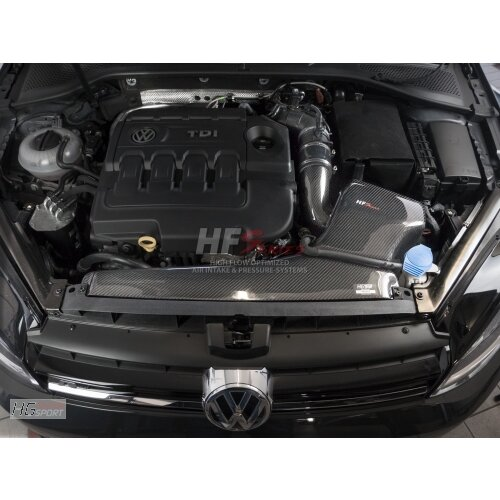 VAG 2,0 TDI E6 HFI Gen. 3 Carbon Air Intake Kit