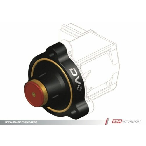 GFB DV+ T9352 für Peugeot/Citroen/Mini (N14 Motor) Schubumluftventil