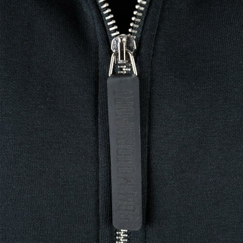 BBM Zipper schwarz Made by Sourkrauts S