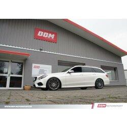 BBM Mercedes Benz E Klasse W212 S212 Airmatic Tieferlegung
