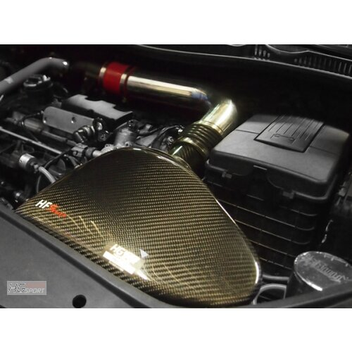 HFI Carbon Air Intake Kit Gen.2 Plus für VAG 2.0TFSI Modelle