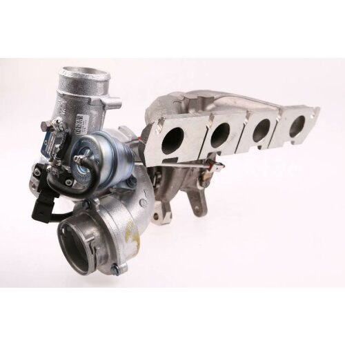 Stage II Upgrade K04 Turbolader 2,0 TFSI CDL Motor Golf 5/6 Scirocco R - bis 400 PS