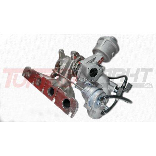 K04 Upgrade Turbolader für 2,0 T(F)SI Längsmotoren bis 340 PS Plus Audi A4 A5 Q5 Seat Exeo Plug&Play