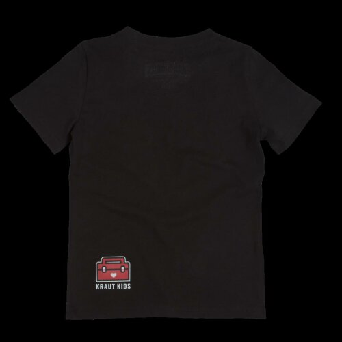 Sourkrauts Kids Shirt Mia Schwarz