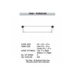 CSF Wasserkühler für Porsche Boxster (987) |...