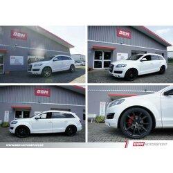 BBM Audi Q7 4L Airmatic Tieferlegung  Luftfahrwerk ASS Koppelstangen