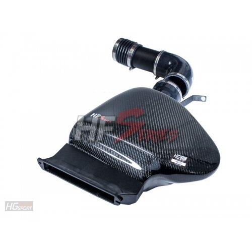 HFI Carbon Air Intake Kit für Polo WRC Modelle