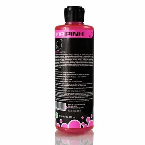 Chemical Guys Mr. Pink stark schäumendes Shampoo