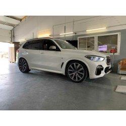 BBM BMW X5 G05 LuftfahrwerkTieferlegung Airmatic