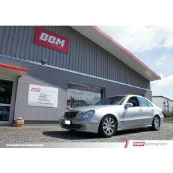 BBM Mercedes Benz E Klasse W211 S211 Airmatic Tieferlegung