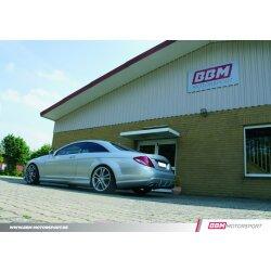 BBM Mercedes Benz CL W216 Airmatic und ABS Tieferlegung