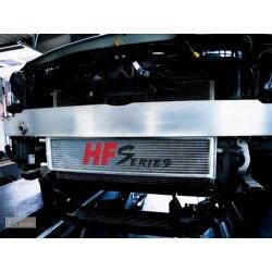 Mercedes-Benz A45 AMG Zusatz-Wasserkühler by HF-Series