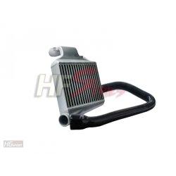 Ladeluftkühler Kit für Opel Astra G / Zafira A Turbo inkl. OPC