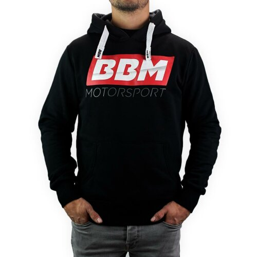 BBM Hoody schwarz Made by Sourkrauts M