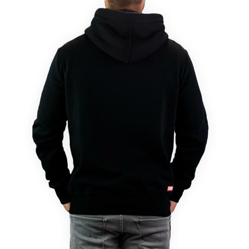 BBM Hoody schwarz Made by Sourkrauts XXL