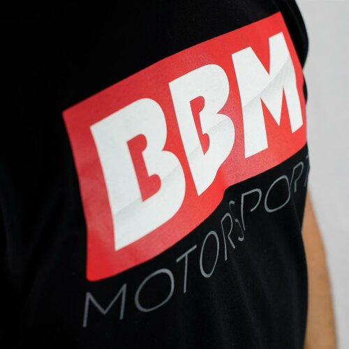 BBM T-Shirt schwarz Made by Sourkrauts M