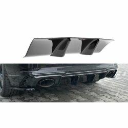 Maxondesign Heck Ansatz Diffusor passend für Audi...