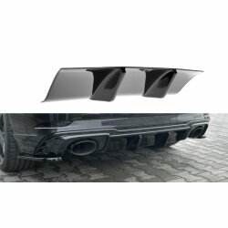 Maxondesign Heck Ansatz Diffusor passend für Audi RS3 8V FL Sportback