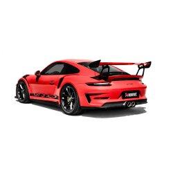 Akrapovic Auspuff Slip-On Titan Porsche 991.2 (911) GT3 RS