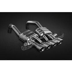 Capristo Abgasanlage für Chevrolet Corvette C7 Z06