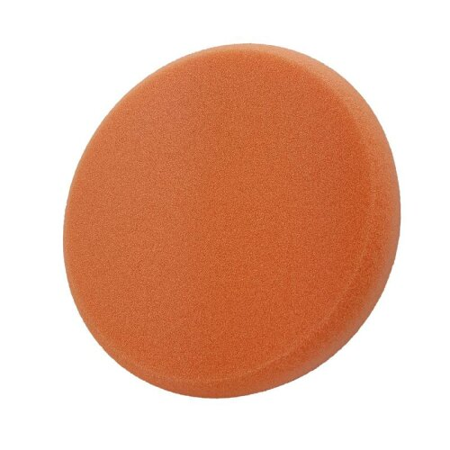 Liquid Elements Pad Man Standard - Polierschwamm orange (medium - grob) 150mm