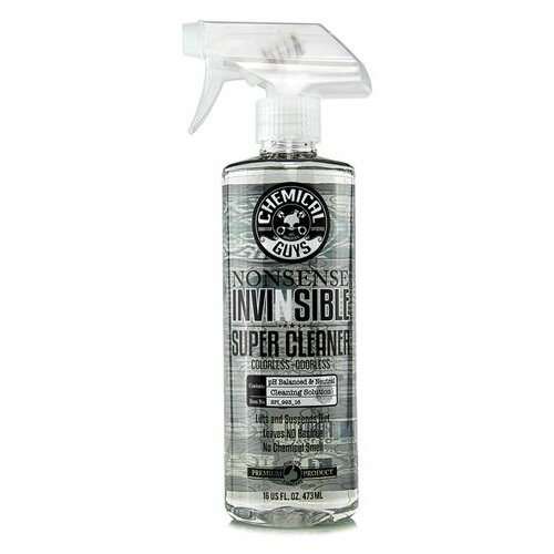 Chemical Guys NONSENSE SUPER PREMIUM ALL SURFACE CLEANER Reiniger ohne Duftstoffe 473ml