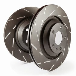 EBC Bremsscheiben Black Dash Disc (USR) Hinterachse USR020