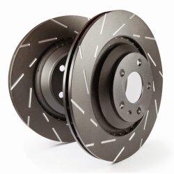 EBC Bremsscheiben Black Dash Disc (USR) Hinterachse USR1129