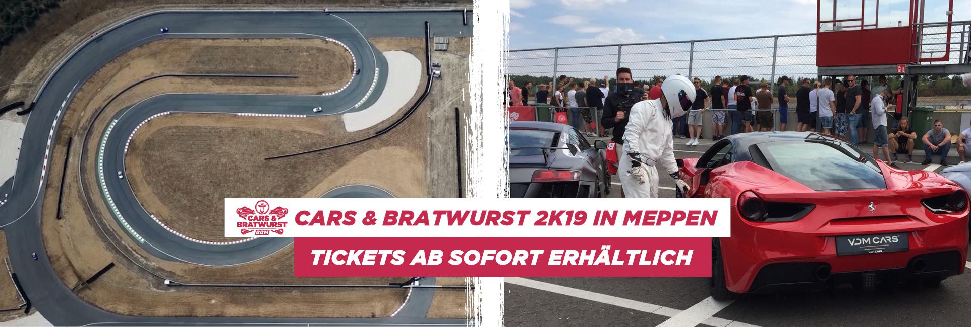 Cars & Bratwurst 2k19 Meppen , Am 23. Juni ist es wieder soweit!