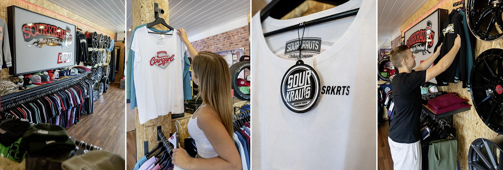 Local Store Sourkrauts , Sourkrauts bei uns vor Ort entdecken!